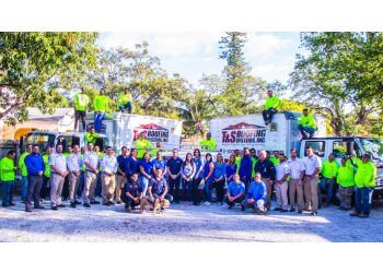 Miami roofing contractor T & S roofing Systems, Inc.
