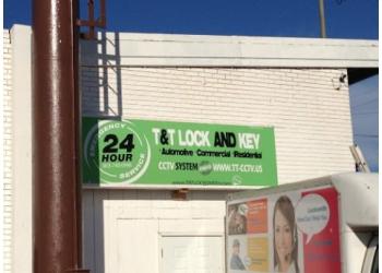 Columbia locksmith T & T Lock and Key
