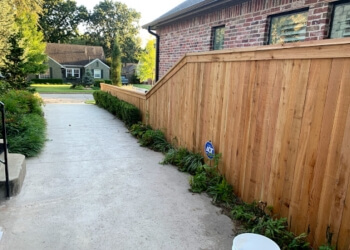 Tulsa fencing contractor T-Town Fence & Gate