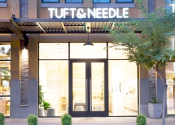 Gilbert mattress store TUFT & NEEDLE