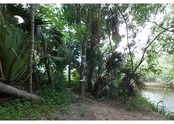 Palm Bay hiking trail TURKEY CREEK SANCTUARY