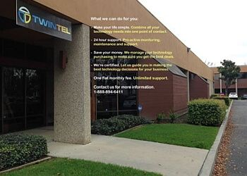 Garden Grove it service TWINTEL Solutions