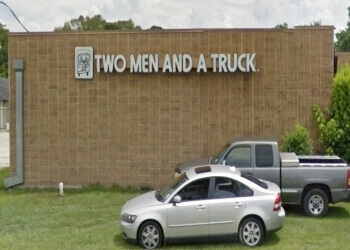 Baton Rouge moving company TWO MEN AND A TRUCK