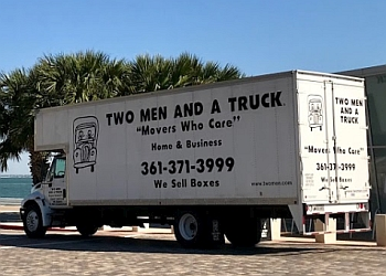 Corpus Christi moving company TWO MEN AND A TRUCK
