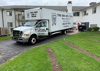 Grand Rapids moving company TWO MEN AND A TRUCK