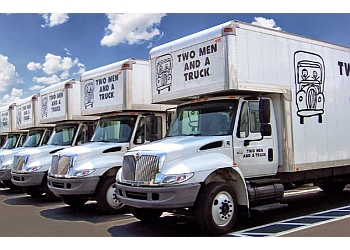 Colorado Springs moving company TWO MEN and a TRUCK