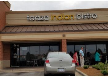 Greensboro indian restaurant Taaza Indian Bistro