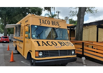 Tampa food truck Taco Bus