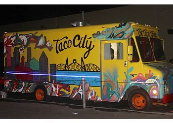 Vancouver food truck Taco City, The Taco Truck