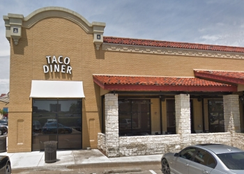 Irving mexican restaurant Taco Diner