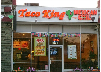 Bridgeport mexican restaurant Taco King Mexican Grill
