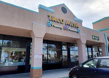 Orange mexican restaurant Taco Mesa
