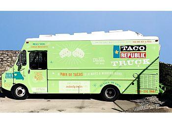 Kansas City food truck Taco Republic Truck