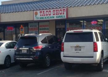 San Bernardino mexican restaurant Taco Shop Mexican Grill