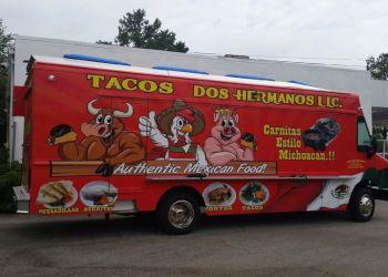 Birmingham food truck Taco Truck Los Dos Hermanos