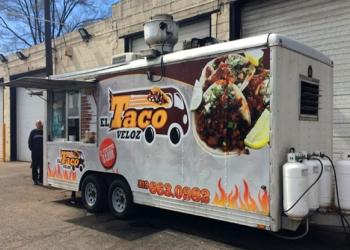 Detroit food truck Taco Veloz