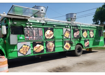 Houston food truck Taconmadre