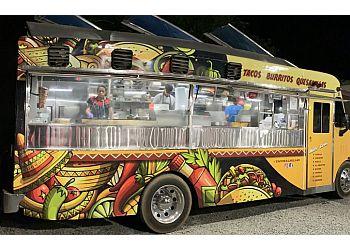 Visalia food truck Tacos Al Millon
