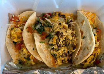 Dallas food truck Tacos, Bites & Beats