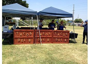 Long Beach caterer TacosDel8