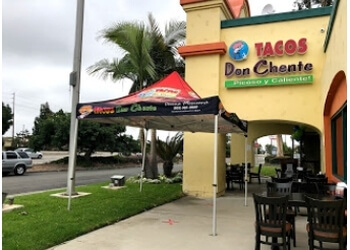 Oxnard mexican restaurant Tacos Don Chente