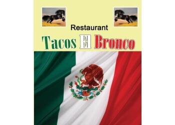 New York food truck Tacos El Bronco