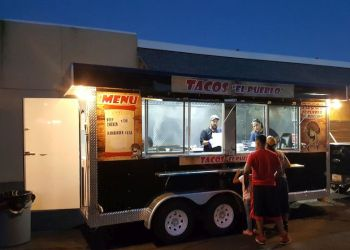 Irving food truck Tacos El Pieblo