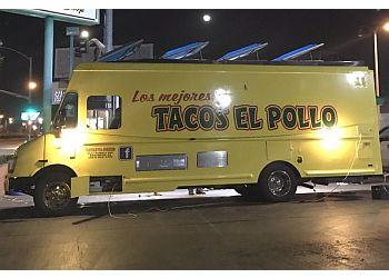 Pasadena food truck Tacos El Pollo