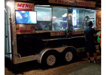 Irving food truck Tacos El Pueblo