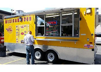 Spokane food truck Tacos El Sol