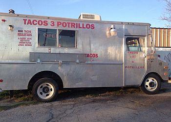 Abilene food truck Tacos Los 3 Potrillos