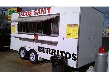 Thornton food truck Tacos Samy