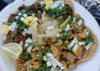 San Jose food truck Tacos Santiaguito