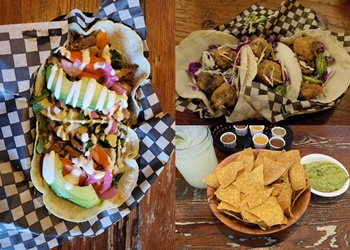 Eugene mexican restaurant Tacovore