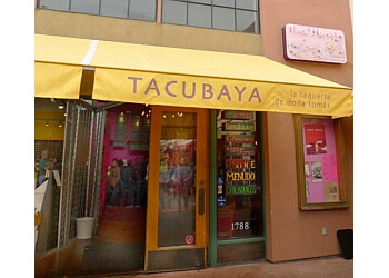Tacubaya Berkeley Mexican Restaurants