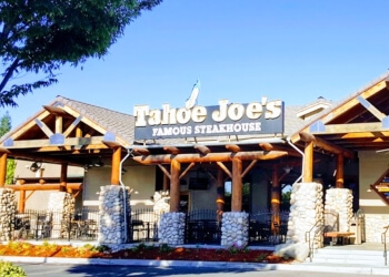 Visalia steak house Tahoe Joe's