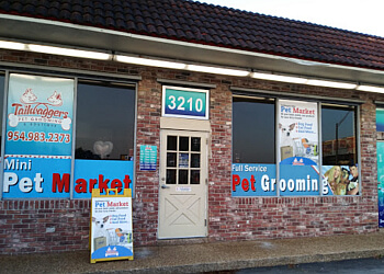 Hollywood pet grooming Tail Waggers Pet Grooming