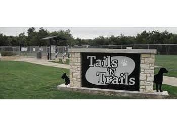 Arlington public park Tails 'N Trails Dog Park