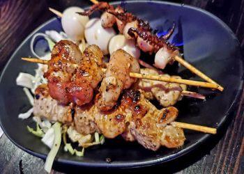Rochester japanese restaurant Taisho Bistro Japanese Izakaya