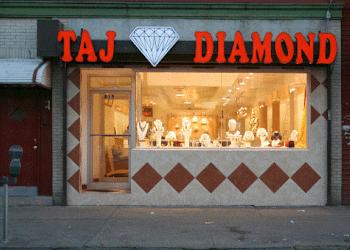 Jersey City jewelry Taj Diamonds