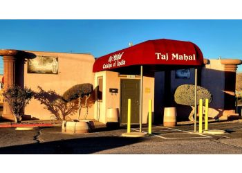 Albuquerque indian restaurant Taj Mahal Cuisine of India
