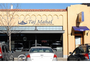 Fort Collins indian restaurant Taj Mahal Restaurant