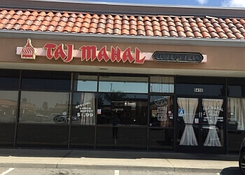 Bakersfield indian restaurant Taj Mahal cuisine of india