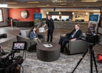 Milwaukee videographer Take 7 Productions