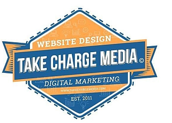 Greensboro web designer Take Charge Media