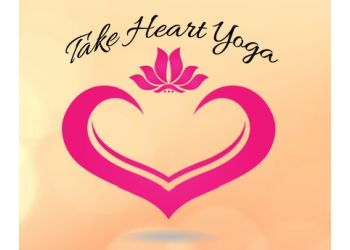 Henderson yoga studio Take Heart Yoga