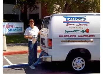 Sunnyvale carpet cleaner Talbot's Steam Cleaning