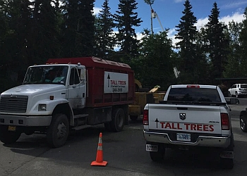 Anchorage tree service Tall Trees, Inc
