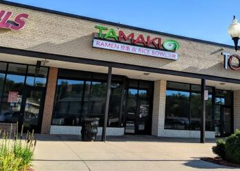 Lansing japanese restaurant Tamaki