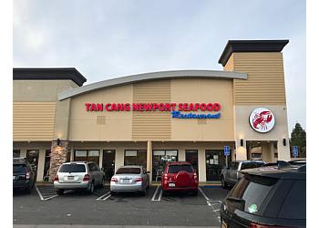 Santa Ana seafood restaurant Tan Cang Newport Seafood